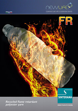 Sinterama Corporate - Newlife FR - Recycled Flame Retardant